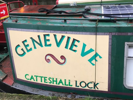 """Bobby's Girl: """"Genevieve of Cattershall Lock"""". And he thought of Layla."""