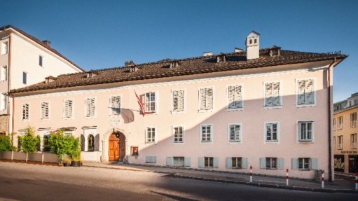 Salzburg: Mozart's birthplace.