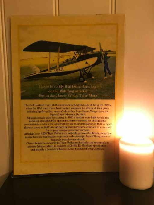 Croydon Airport: Lighting a candle for Diddley.