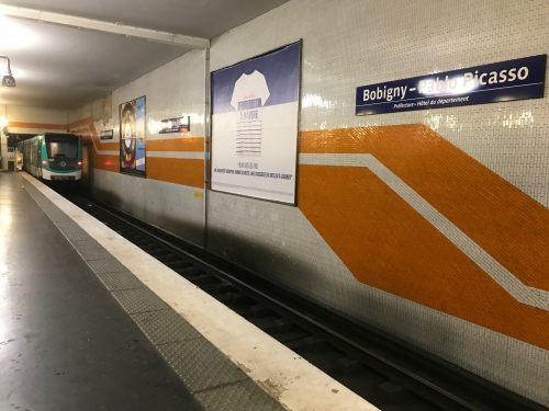 Paris: Bobigny - Pablo Picasso.
