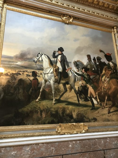 Paris: Napoleon… (of course).