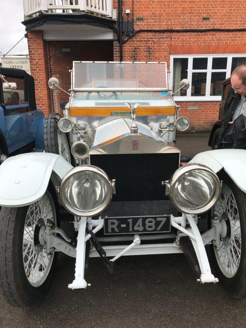 Special One: R 1487. Rolls Royce.