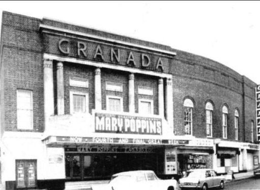 Sir Cliff Richard: North Cheam - Granada