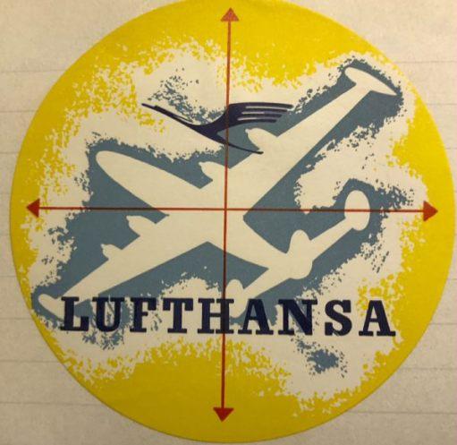 Trevor and Henry: Lufthansa. Germany