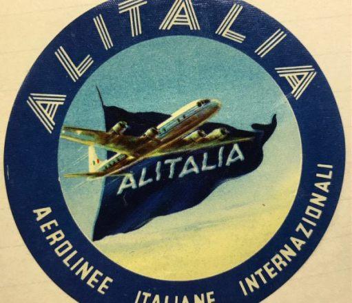 Trevor and Henry: Alitalia. Italy