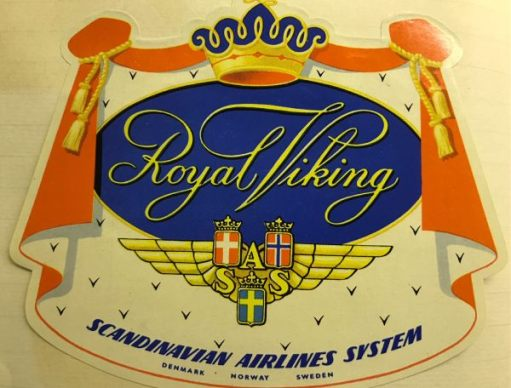Trevor and Henry: Royal Viking. Scandinavian Airline Systems (SAS). Scandinavia