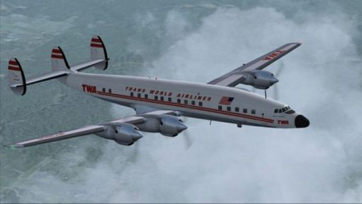 Trevor and Henry: TWA Jetstream.