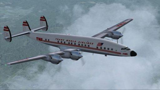 Trevor and Henry: TWA Jetstream.