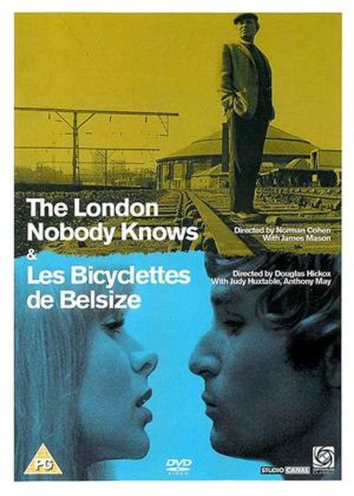 "Fournier Street: DVD - ""The London Nobody Knows & Les Bicyclettes de Belsize."