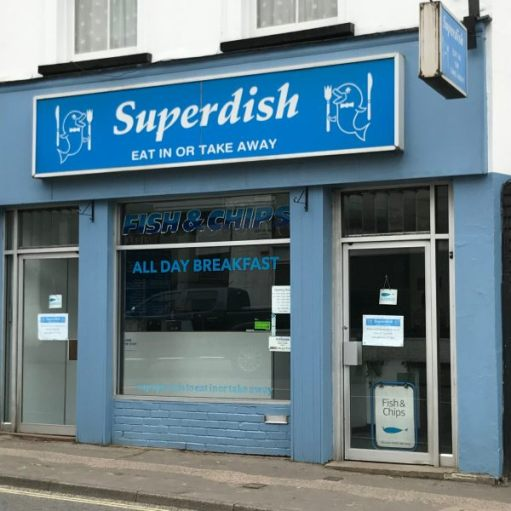 Good Thinking: Superdish chippy. Closed on a Sunday.