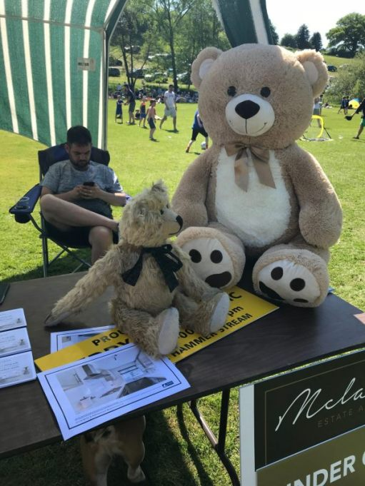 """Teddy Bears' Picnic: """"Corrr. Under offer? For what?"""""""