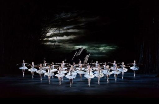 The Ballet: Swan Lake live at the cinema.
