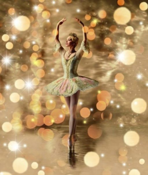The Ballet: Darcy Bussell.