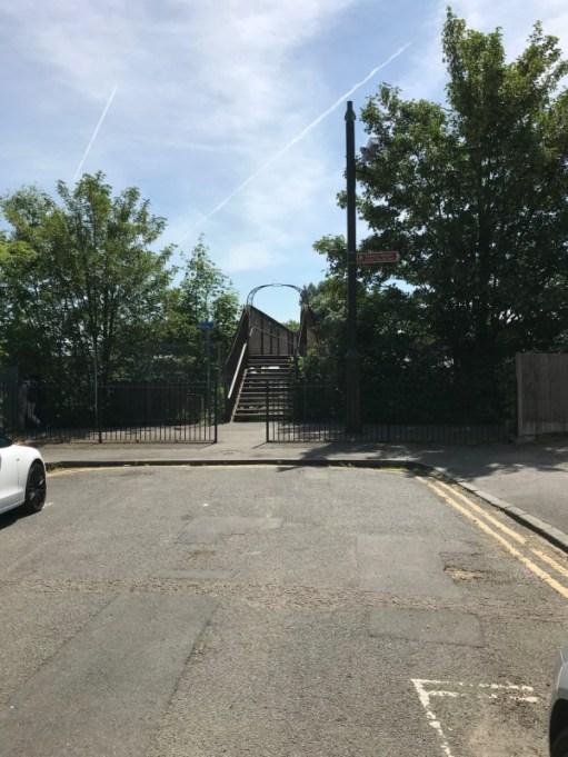 The Footbridge: