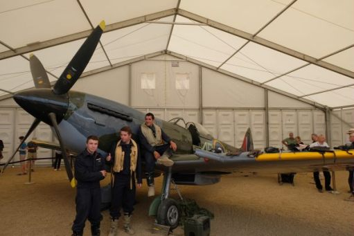 RAF 100: Spitfire