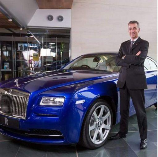 Rolls-Royce: Andrew. Ha ha ha.
