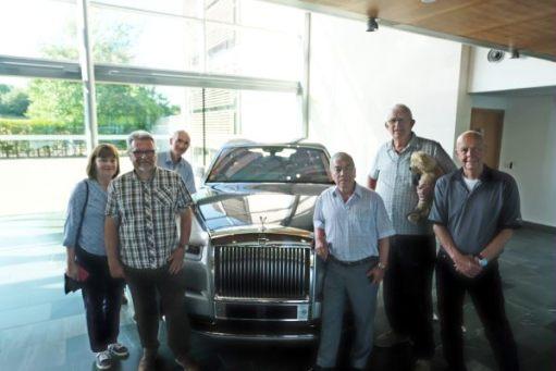 Rolls-Royce: