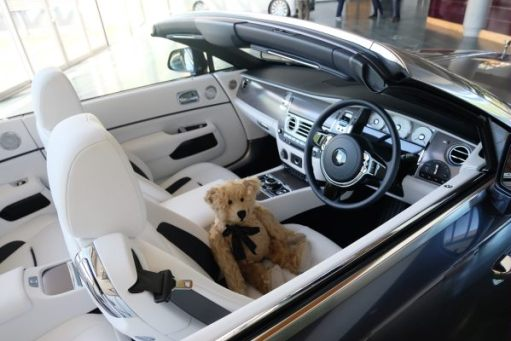 Rolls-Royce: Maybe they need a mascot?