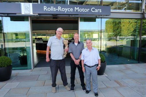 Rolls-Royce: The Three Amigos.