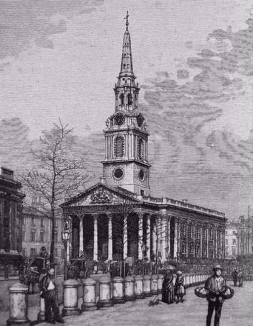 Remembrance Day: Lighting a Candle for Diddley - St Martin's in the Fields.