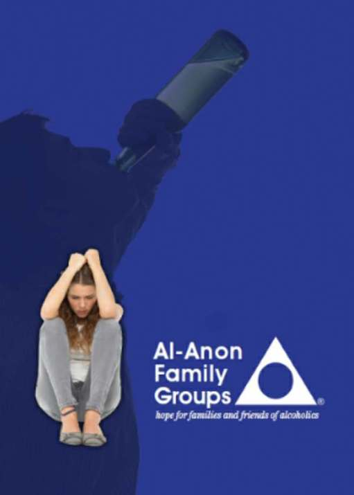Hapy New Year - Al-Anon Family Groups: Hope for families and friends of alcoholics.