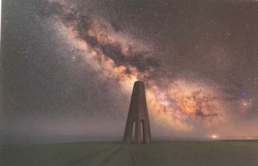 Landscape Photographer. Will Milner: The Daymark, Brixham, Devon, England.