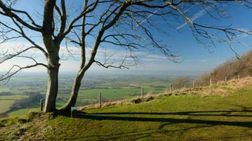 Cotswold Reverie: Coaley Peak.