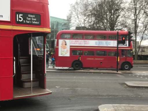 Routemaster: Twosome.