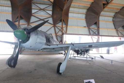 April in Paris: Focke - Wulf F190.