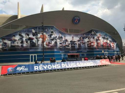 April in Paris: St Germain.