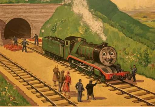 Henry released from the Tunnel.
