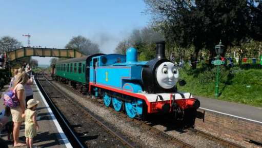 The cheeky little tank engine.