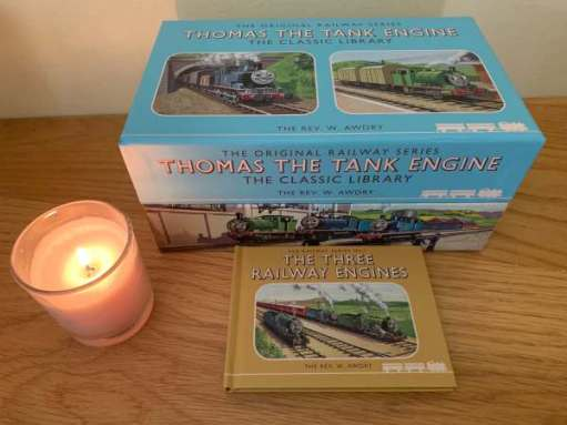 Lighting a Candle to Diddley: Thomas the Tank Engine Box Set.