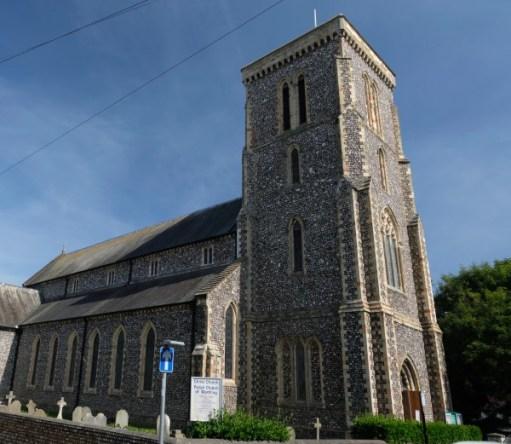 Christ Church, Worthing.