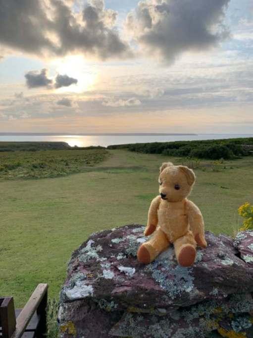 Eamonn: Last morning on Dream Island.