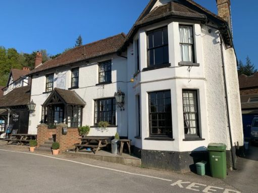 The Plough, Coldharbour.