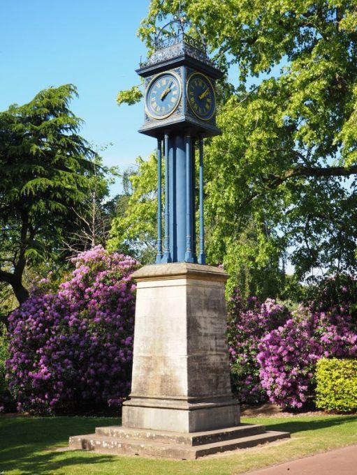 The Victorian Clock.