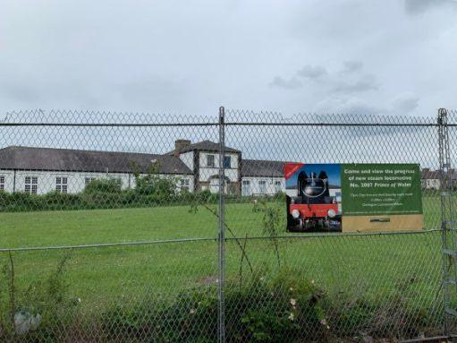Darlington Locomotive Works.