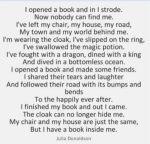 Bobby's Books.