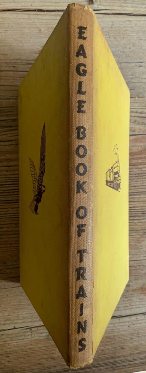 The Eagle book of Trains.