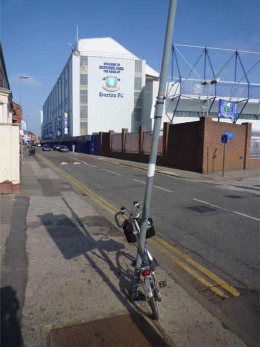 Liverpool. Everton Football Club.