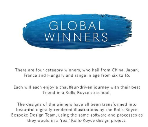 Global Winners