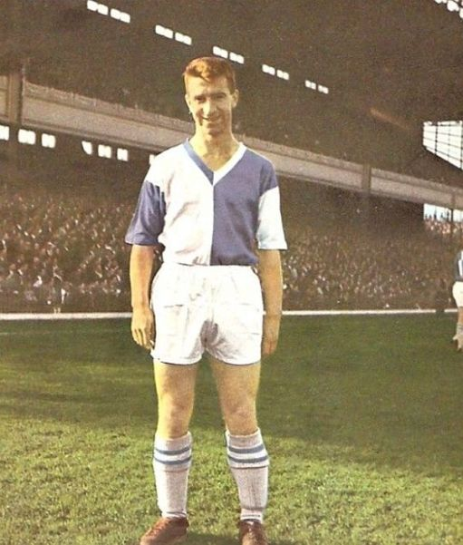 Bryan Douglas, Blackburn Rovers.