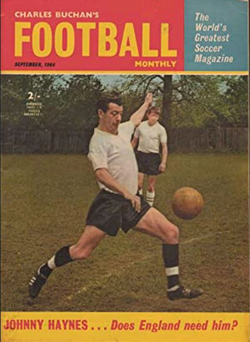 Johnny Haynes.