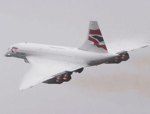 Concorde G-BOAE