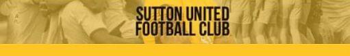 Sutton United Football Club.