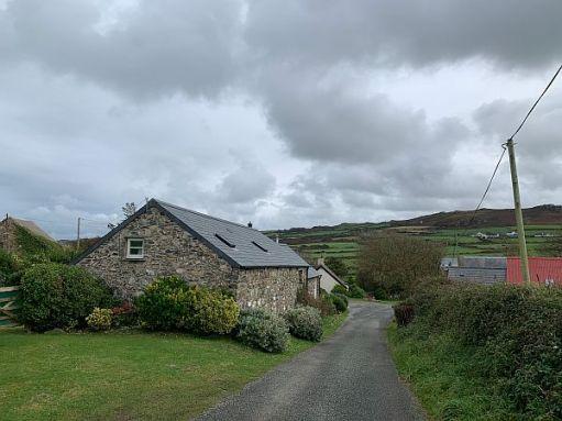 Classic Pembrokeshire cottage.