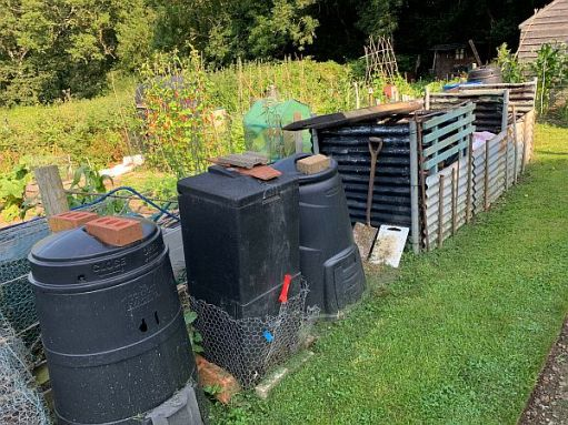 """All allotments need """"infrastructure""""."""