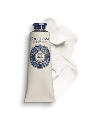 L'occitane hand cream allantoin - Travel beauty products