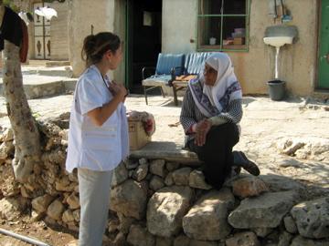 Mindfulness in Palestine